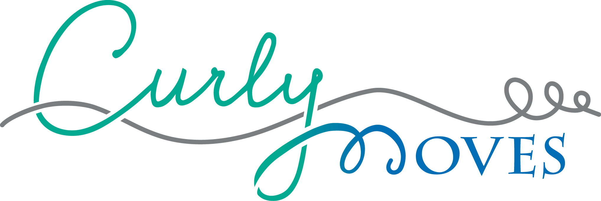 Logo Curly Moves