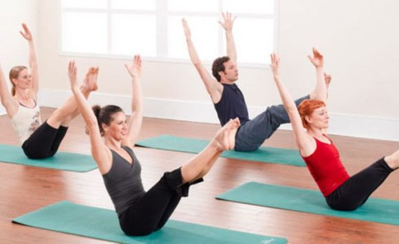 Join the challenge: Power Pilates!